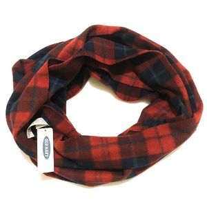 Old Navy Taille Unique Red Scarf NWT